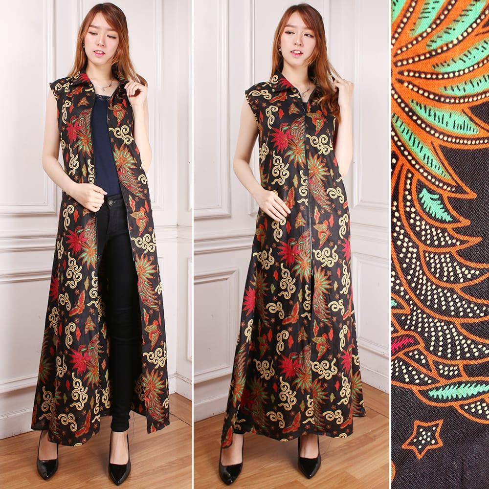 Dan Kemeja Batik Pria. Source · SB Collection Gamis Maxi Dress Kirani .