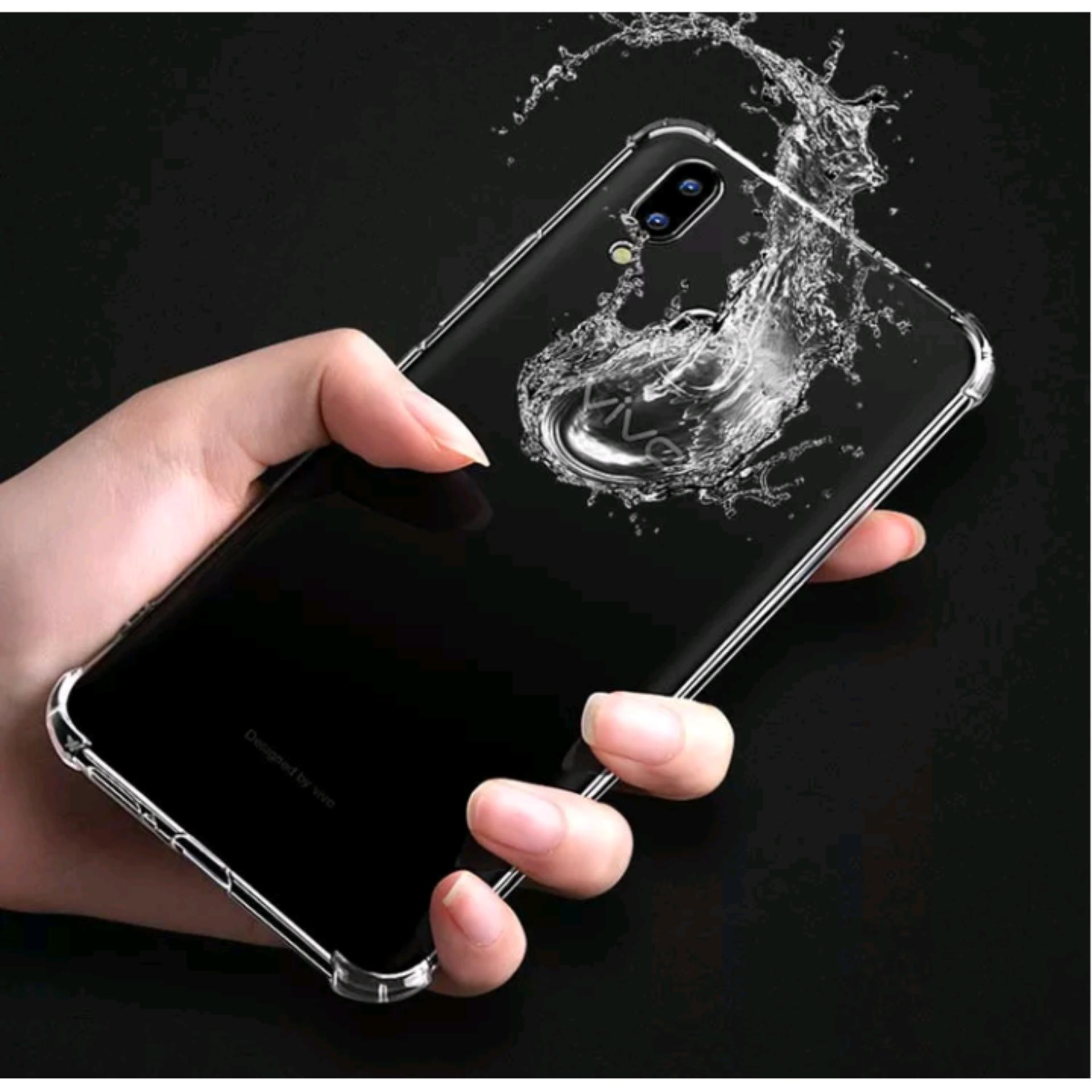Kelebihan Fuze Anti Crack Case Vivo Y65 Clear Terkini Daftar Harga Samsung Galaxy S8 Plus Putih Premium Shock For V9 Elegant Acrylic Bening