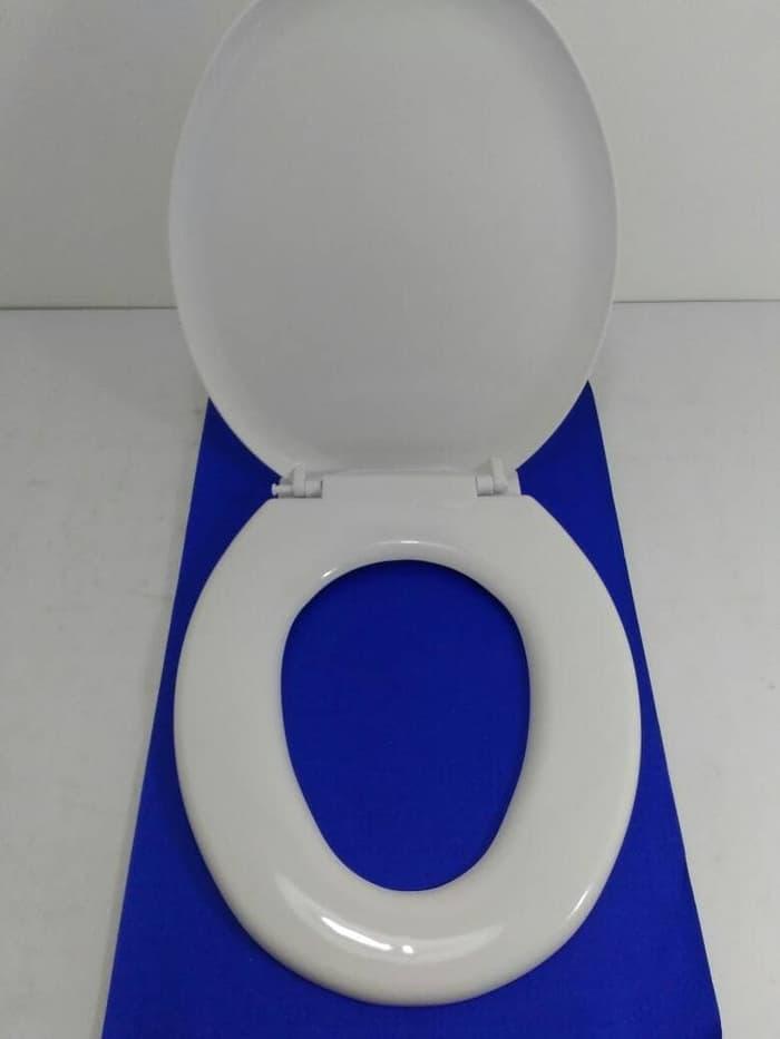 Promo - tutup wc/closet /toilet Original