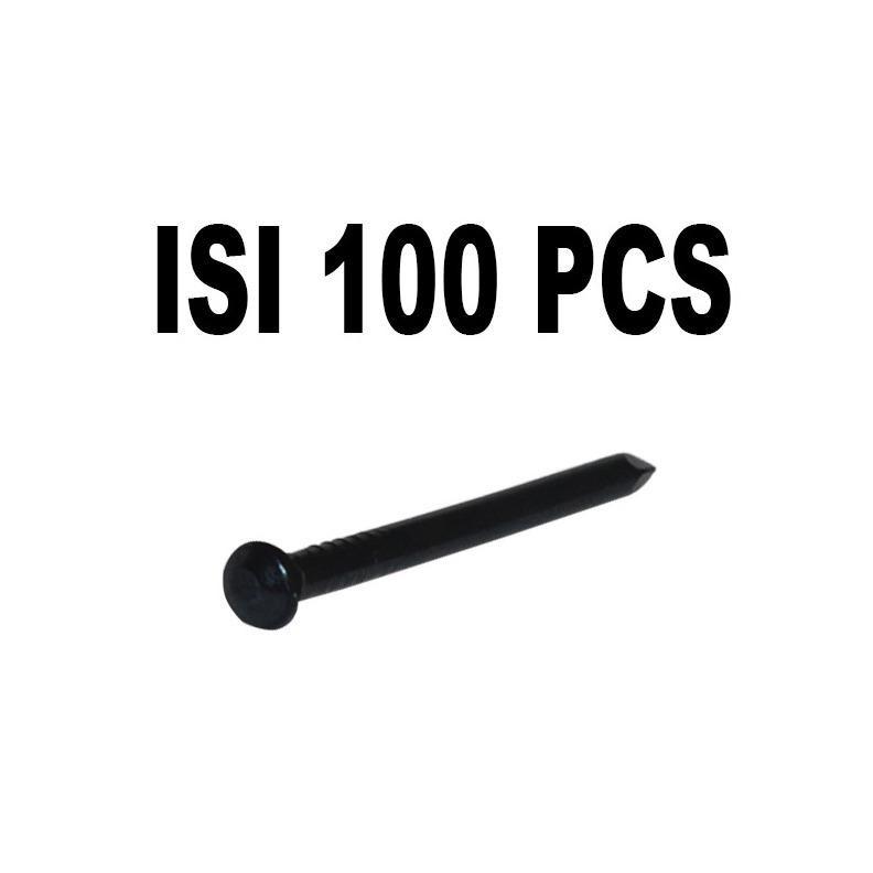ELLIC PAB-3.2X50 Paku Beton 1 Box = 100 Pcs 3,2 Mm X 50 Mm Berbahan Metal