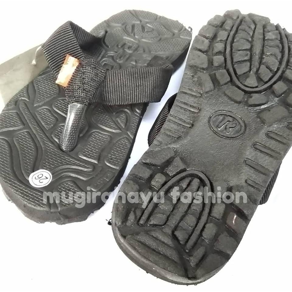 Sandal Jepit Gunung Anak / Size 21-30 - 3 .