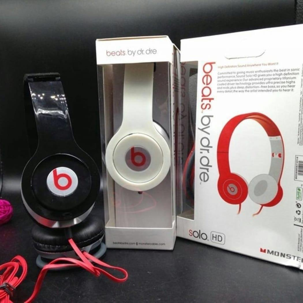 Handsfree Beats Dr Dre Monster Hf Headset - Pilihan Online Terbaik