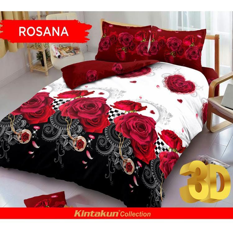 Sprei Kintakun Rosana - King 180x200