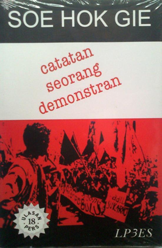 Buku Soe Hok Gie : Catatan Seorang Demonstran (Ori)