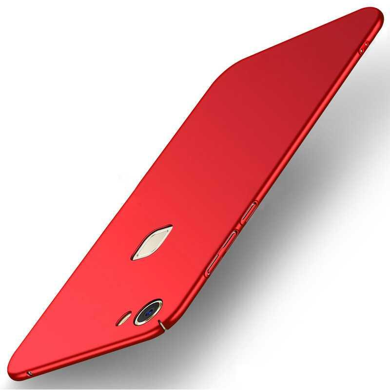 Vivo V7 Plus Baby Skin Ultra Thin Slim Matte Hard Case Casing HP Murah Terbaru