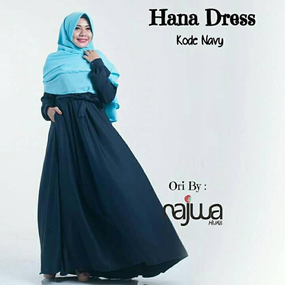 Cuci Gudang Baby Talk Club Gamis Polos Hanna Gamis Syari Baloteli Super Busui Gaun Pesta Panjang Baju Hijab Terusan Pengajian Wanita Muslimah Dress Lengan Panjang Long Dress Casual Wanita Dress Gamis Lebaran