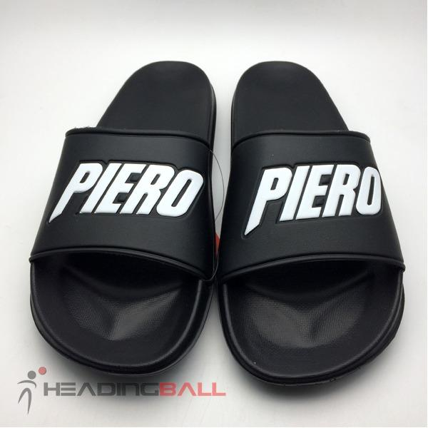 Sandal Piero Original Puna Black White P90378 BNIB