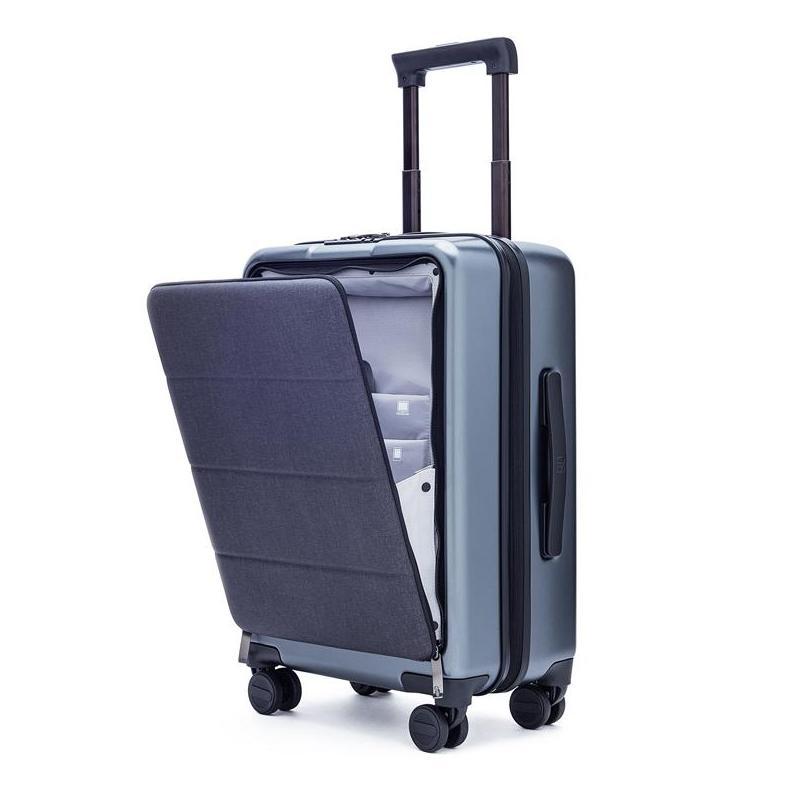 UNiQue Travel Luggage Koper Kabin Hardcase Speedlite 20 Inch Biru Muda FREE Sarung . Source ·