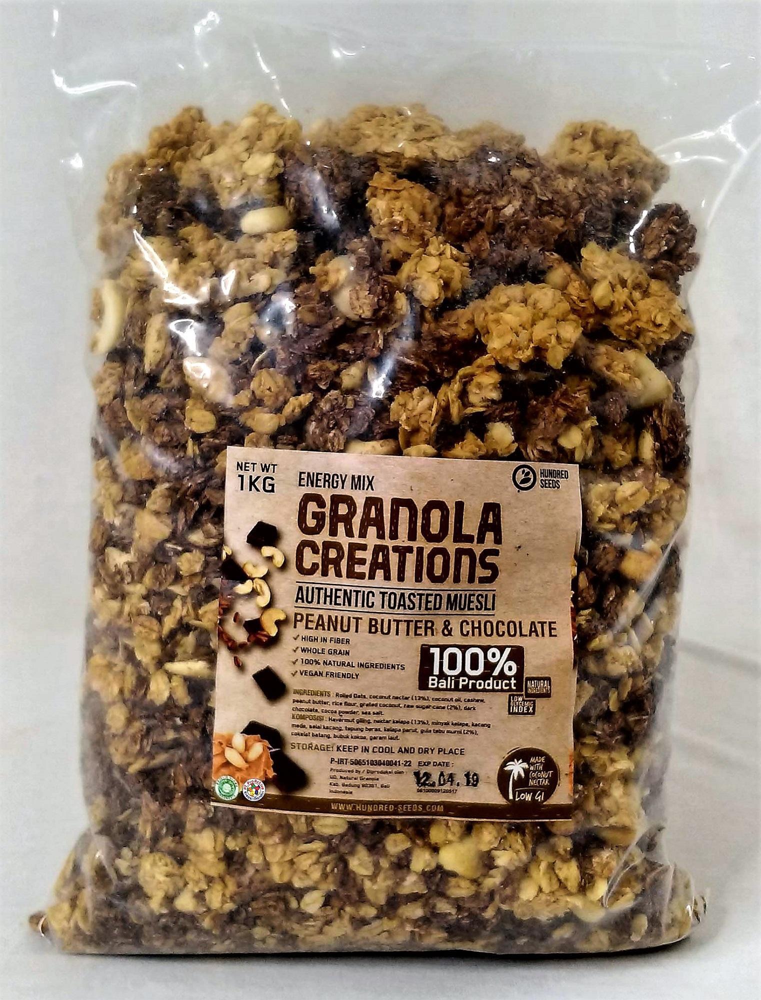 Jual Lowan Oat Original theorganicstop muesli granola 200 gram daftar harga