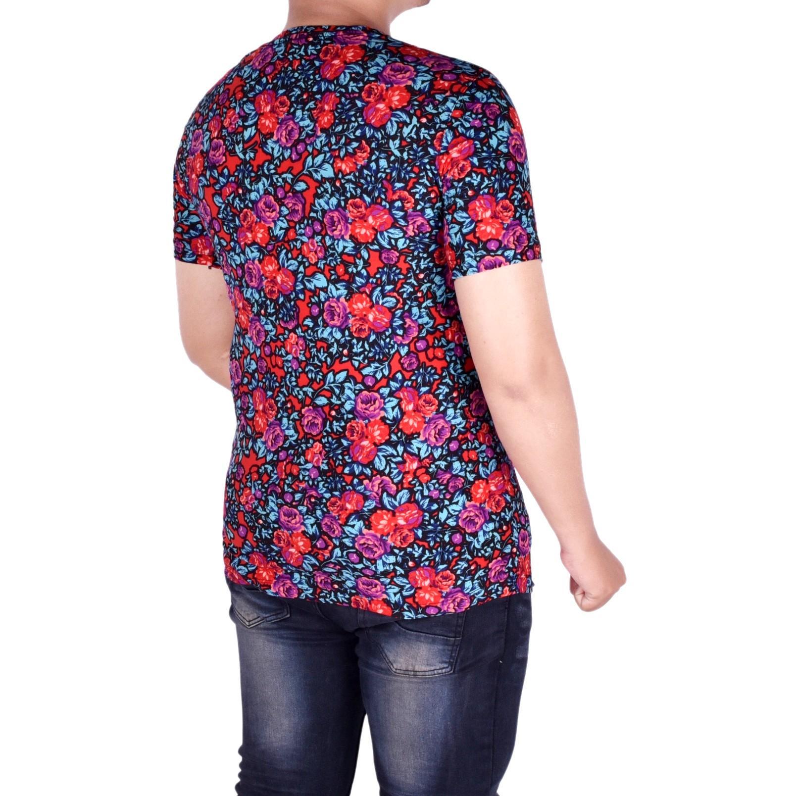 Review Dgm Fashion1 Baju Kaos Distro Murah Bunga Pria Polos Kartun Bermotif Lengan Pendek