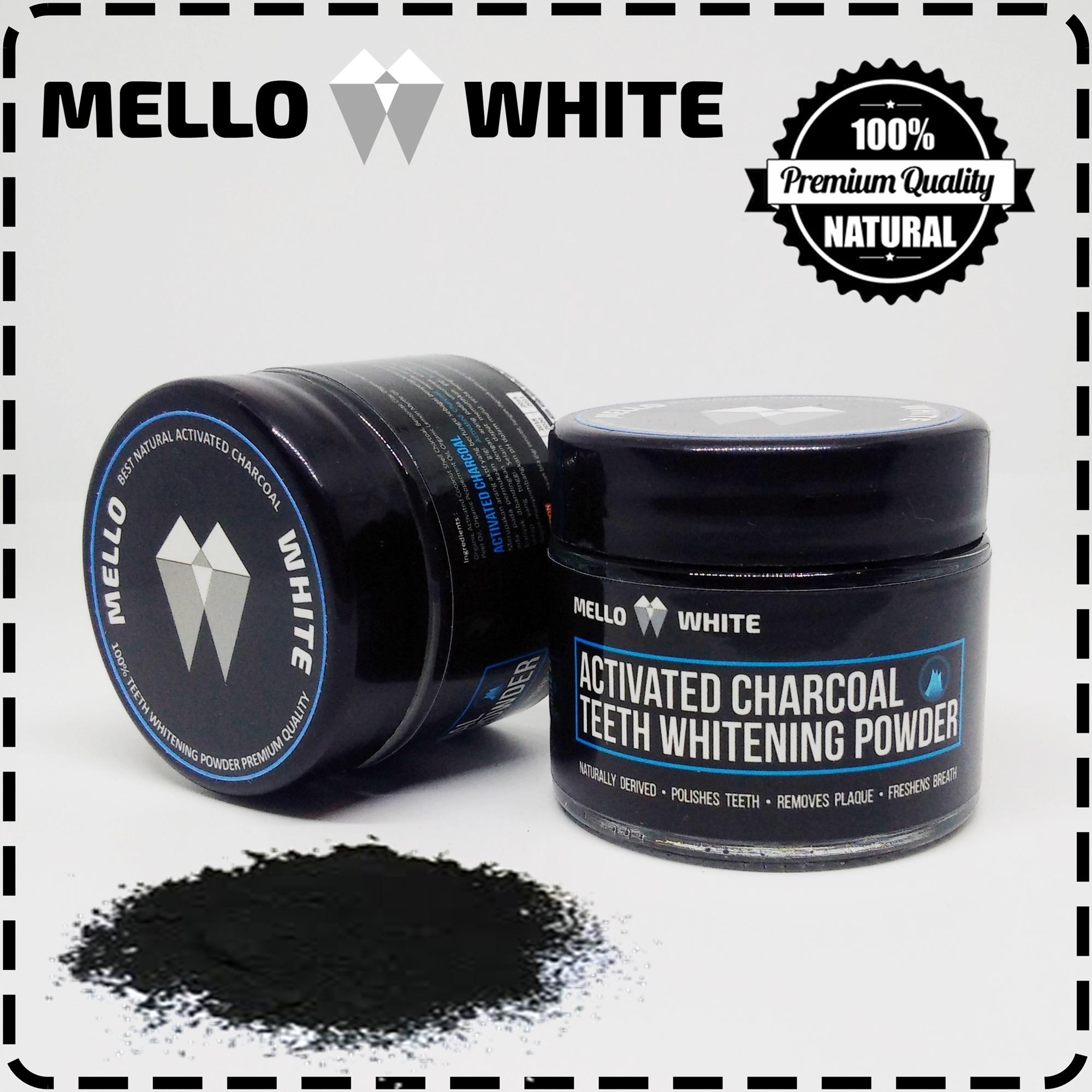 Fitur Teeth Whitening Charcoal Charcoal Powder Activated Teeth