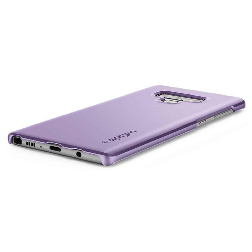 Kelebihan Spigen Case For Samsung Galaxy Note 9 Thin Fit 100 5 Hardcase Tipis Original