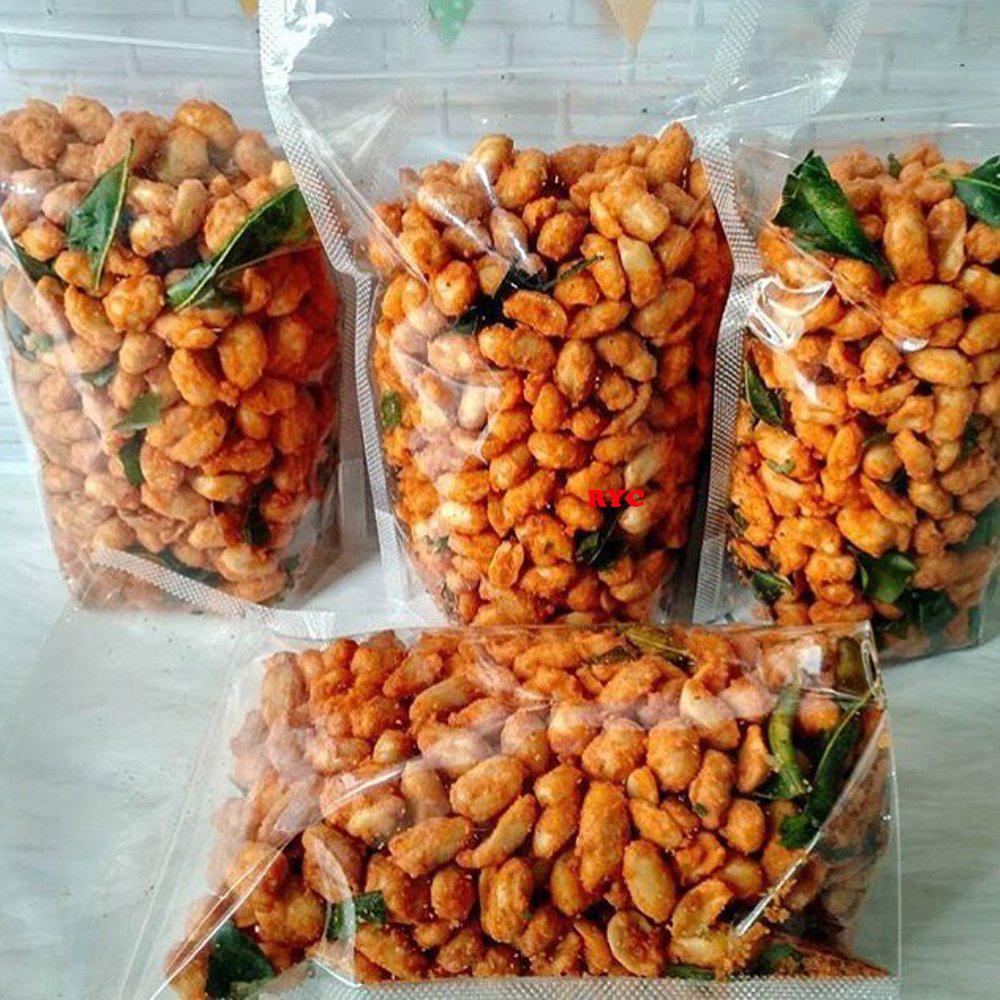 Kacang Thailand 500g Harga Termurah ( Pedas Manis Gurih )