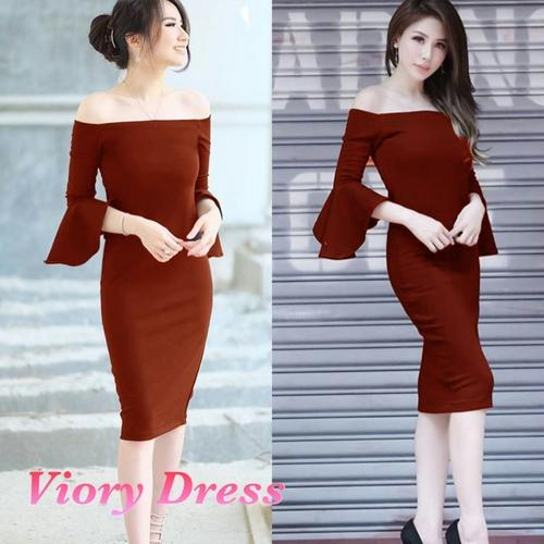 Milea Secret's - Viona Dress - Dress Wanita