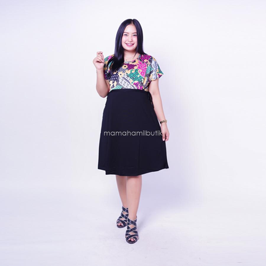 Fitur Ning Ayu Free Cd Hamil Dress Batik Menyusui Wayang Brokat Btk Baju Pesta Anak Brukat Hitam Kombinasi Combi Kaos Chrysant Cantik 163