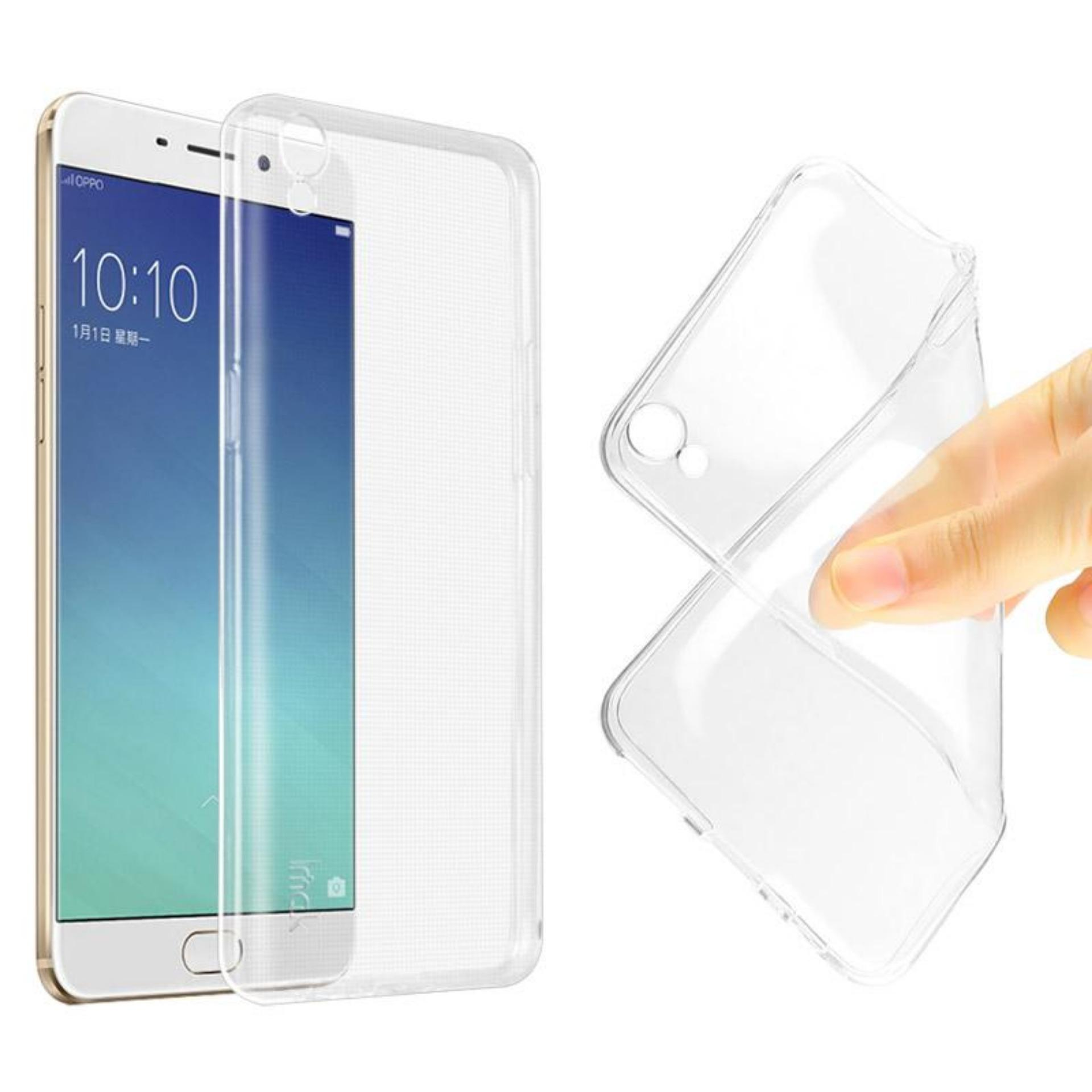 Kelebihan Lollypop Ultrathin Tpu Oppo F5 Clear Transparant Bening Softcase Silicone Backcase Backcover Case Hp Casing
