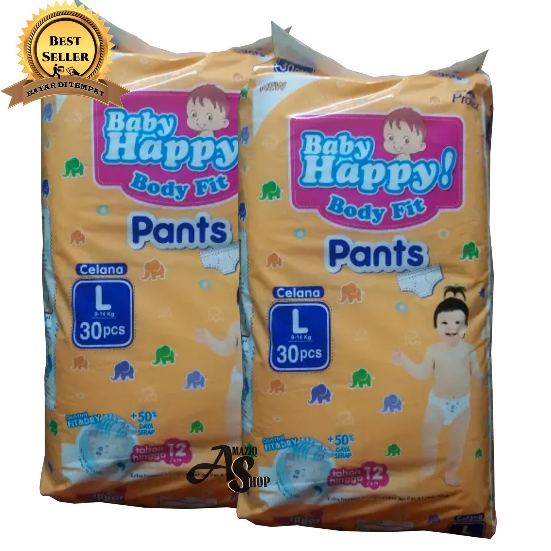 Cek Harga Baru Nepia Genki Pants Xxl18 2 Pack Gratis 1 Neppi L 30 Baby Happy Body Fit Isi