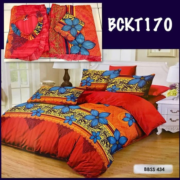 bedcover set king size paling MURAH - 4
