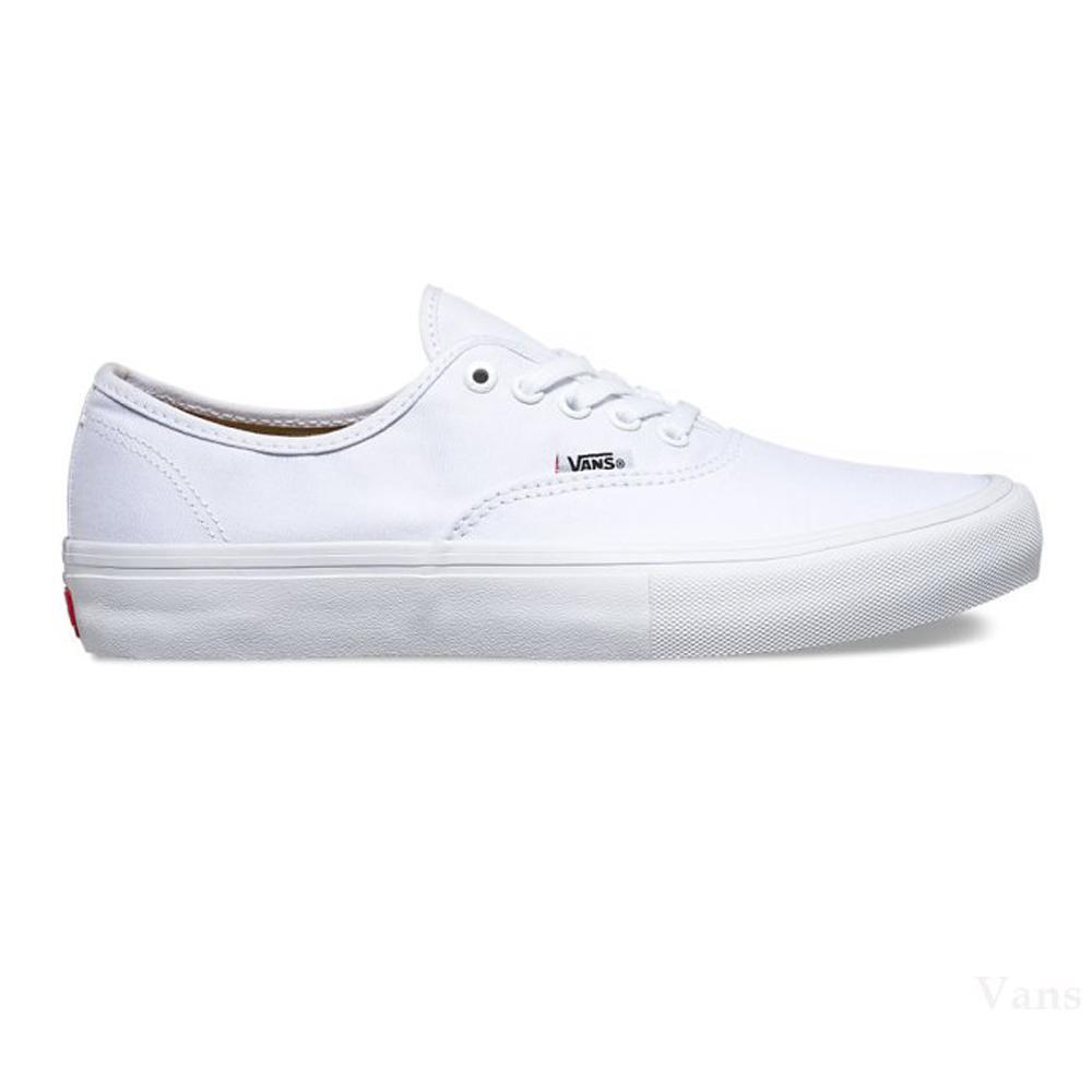Detail Gambar Zacksho Sepatu Vans California Authentic Sneakers casual Full  Putih Sekolah Made In Vietnam Pria 9191f78837