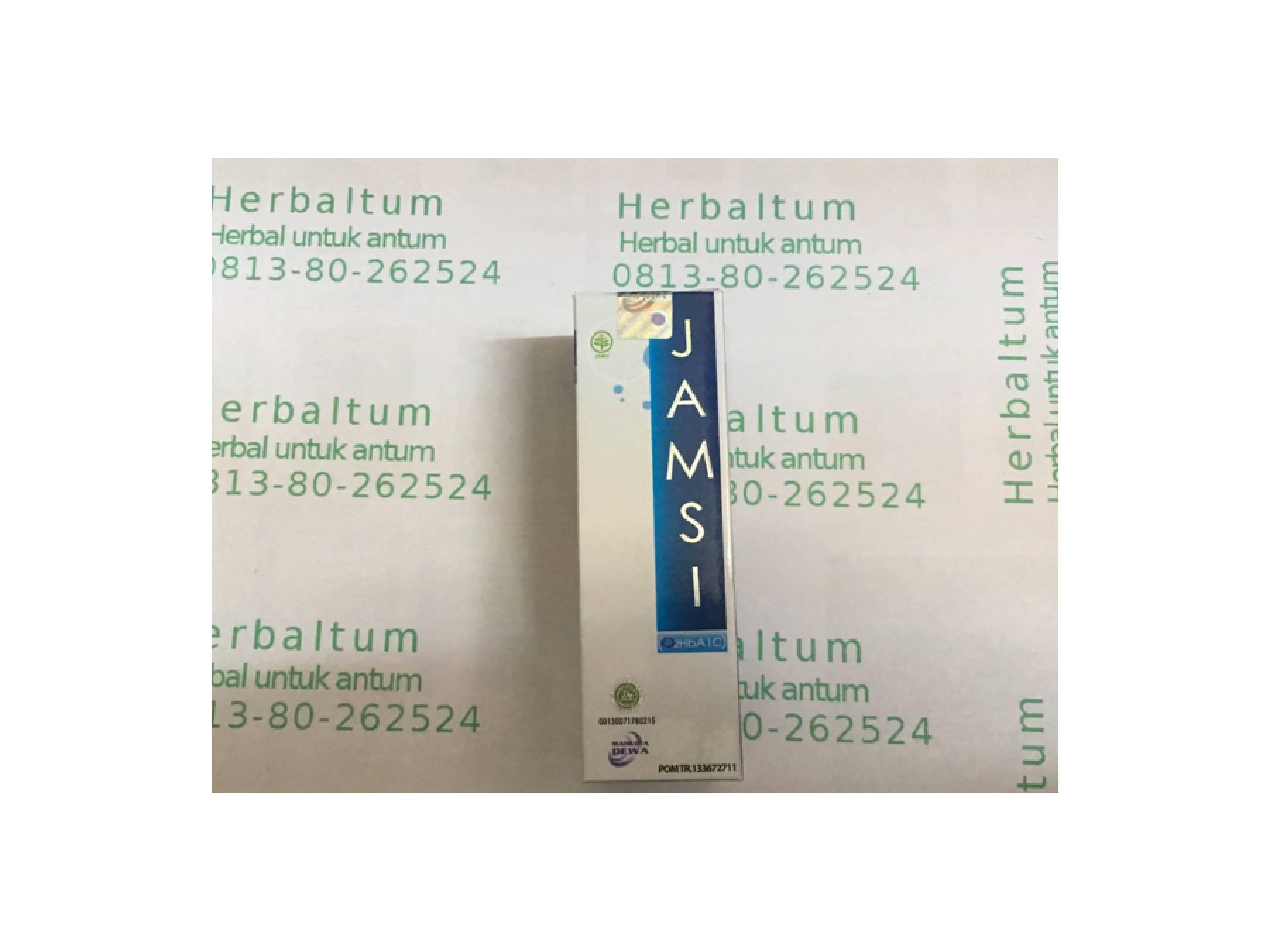 Jamu Jamsi - Jamsi Obat Diabetes Herbal diabetes (100ml)
