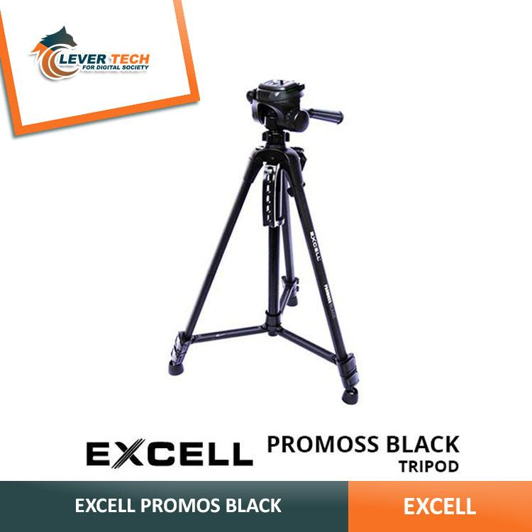Excell Tripod Promoss - Black Edition