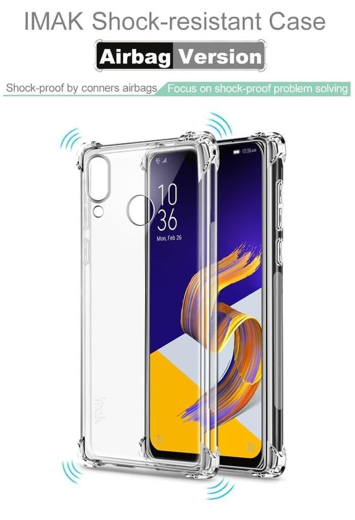 Detail Gambar IMAK ShockProof TPU Soft Case for Asus Zenfone 5 / 5Z (ZE620KL / ZS620KL) Terbaru