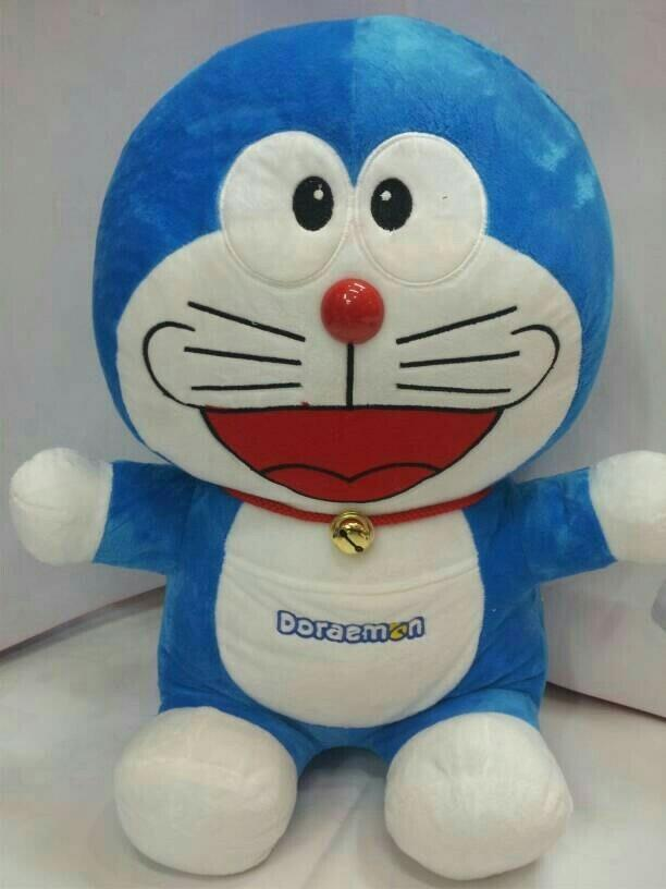 boneka CANTIK DORAEMON KEEP SMILE