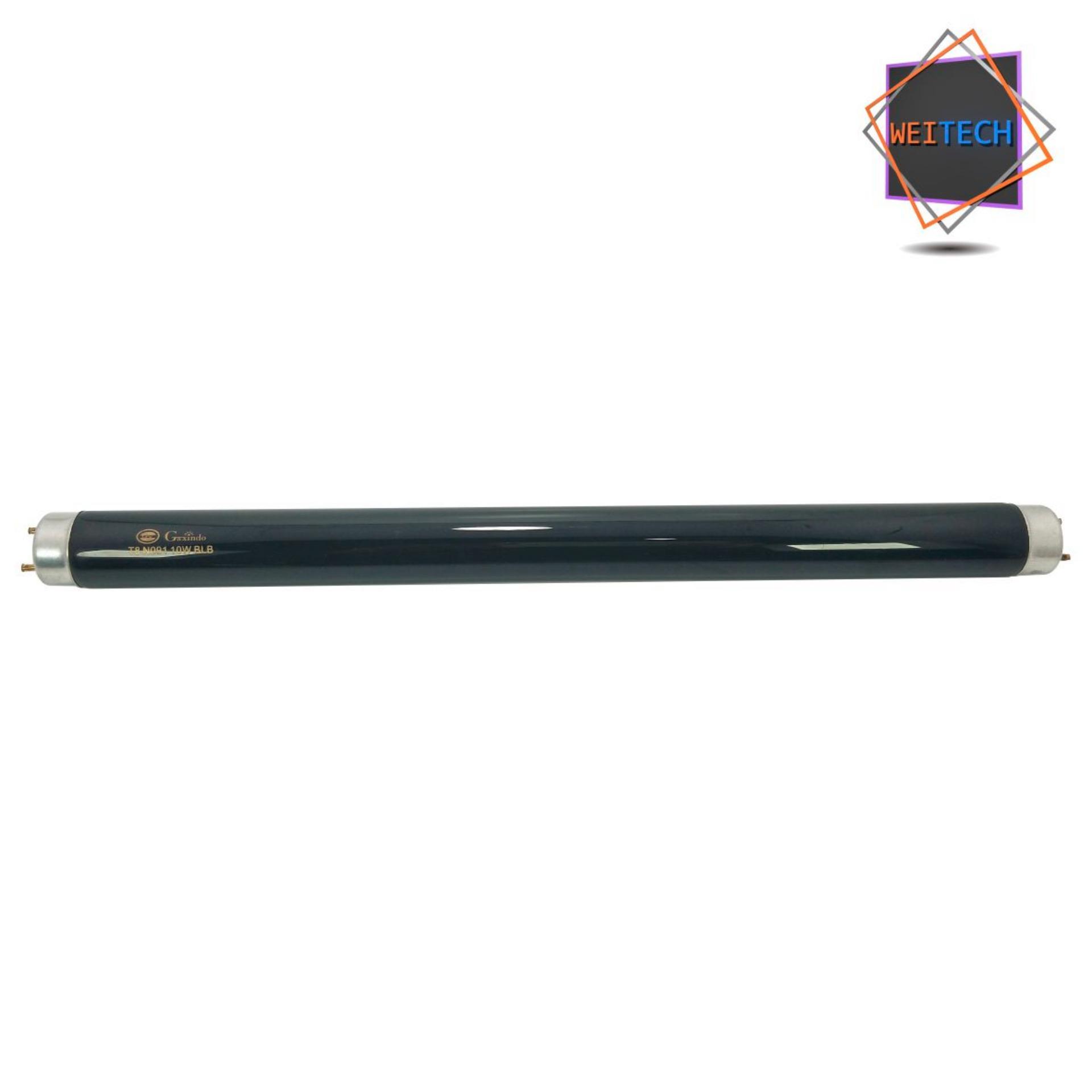 WEITECH LAMPU UV /LAMPU NEON PENDETEKSI UANG GX091 T8-10W
