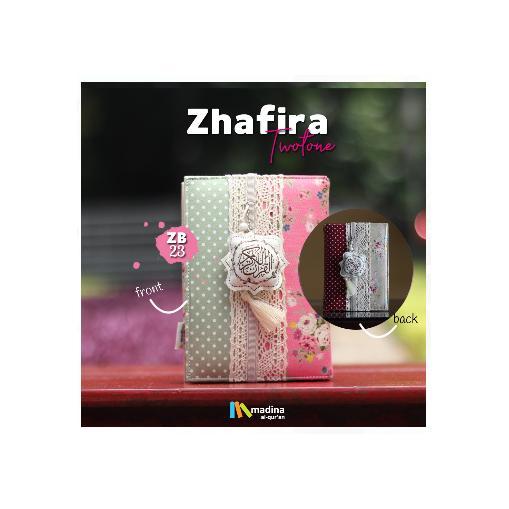 Jual Beli Madina Alquran Zhafira Zb 23 Free Tasbih Cantik Baru Indonesia
