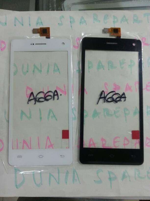 Fitur Touchscreen Cross A66a Ori White Dan Harga Terbaru