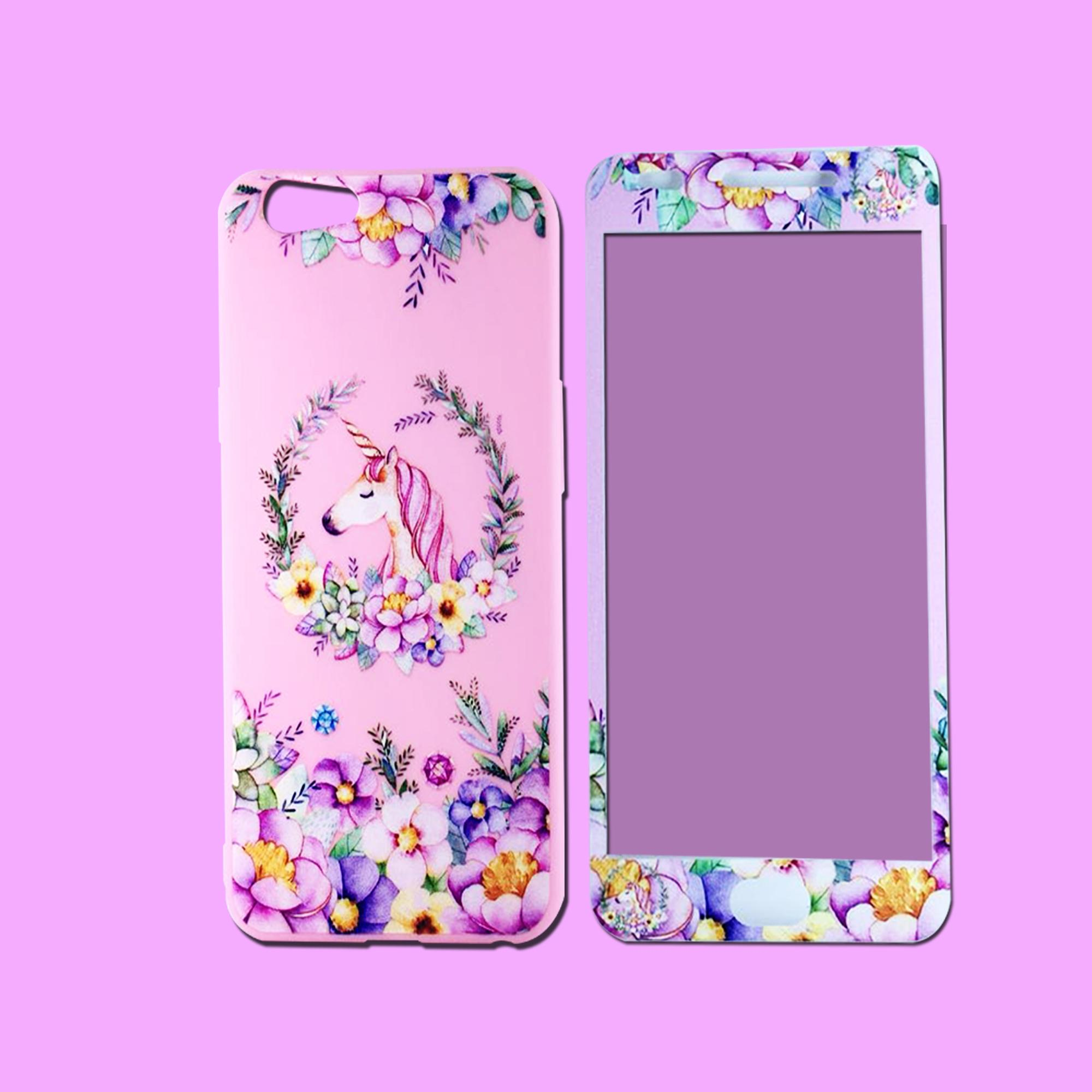 BCS Softcase Little Pony Plus Tempered Phone Case New Xiaomi Redmi 4A
