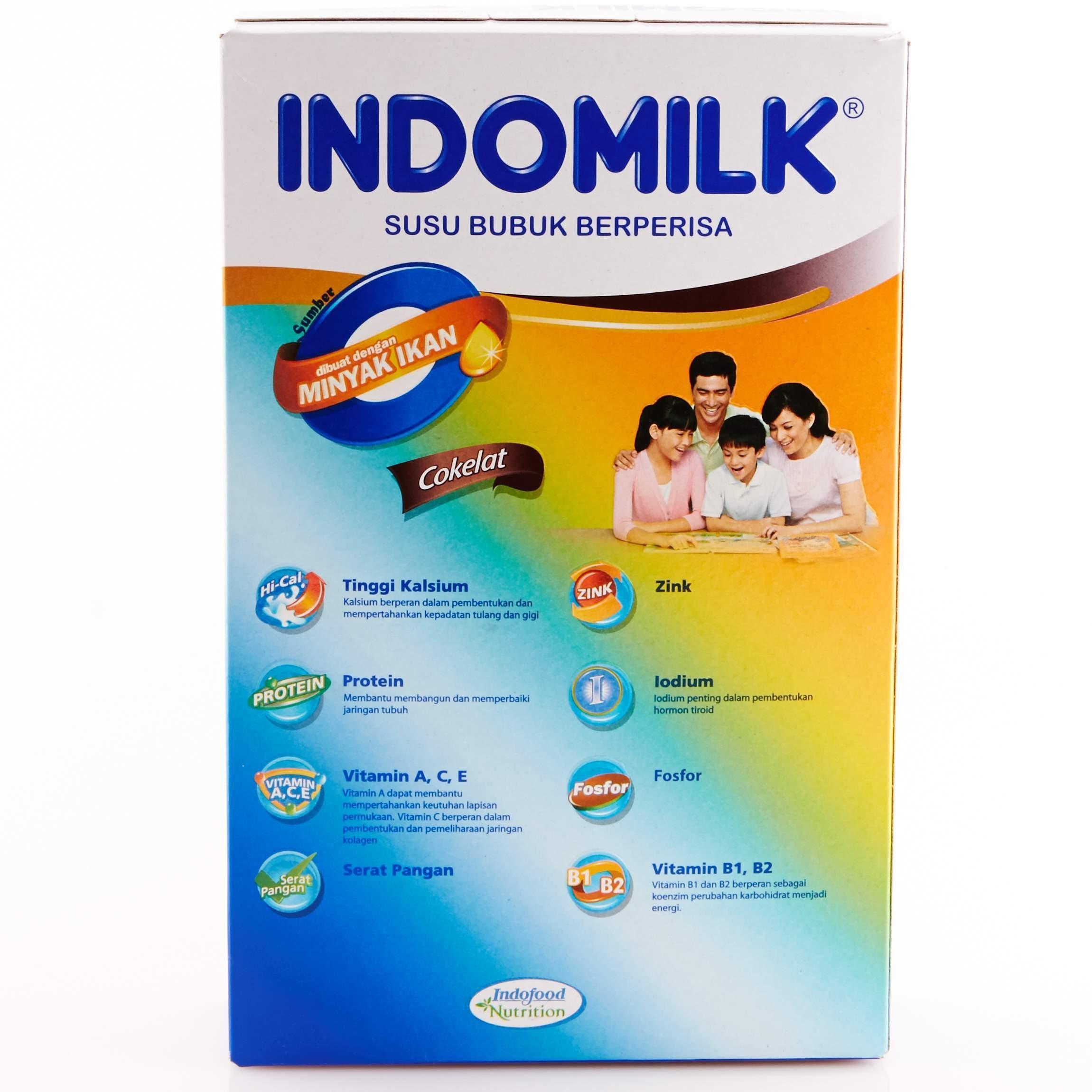 Jual Indomilk Instant Cokelat 800G Indomilk Di Indonesia