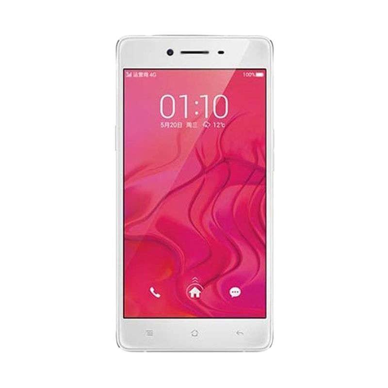 Oppo R7 Lite Silver Smartphone 16GB