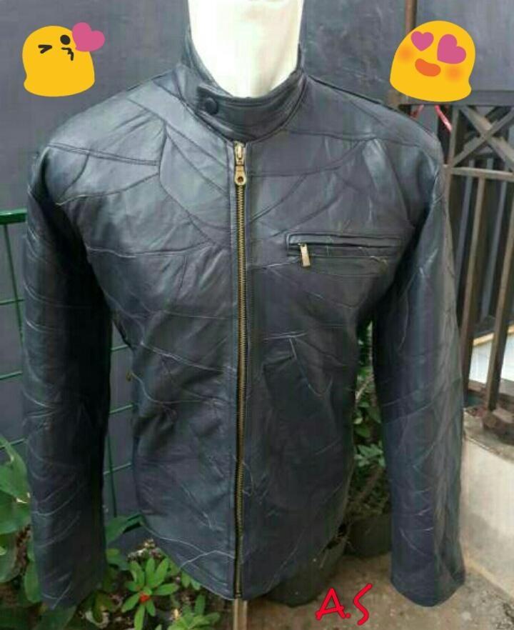 Daftar Harga Jaket Kulit Pria Jacket Motor Jaket Kulit Asli No Brand