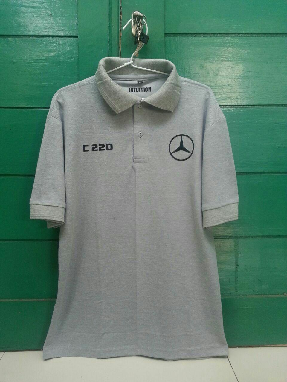 POLO SHIRT MERCEDES BENZ C220