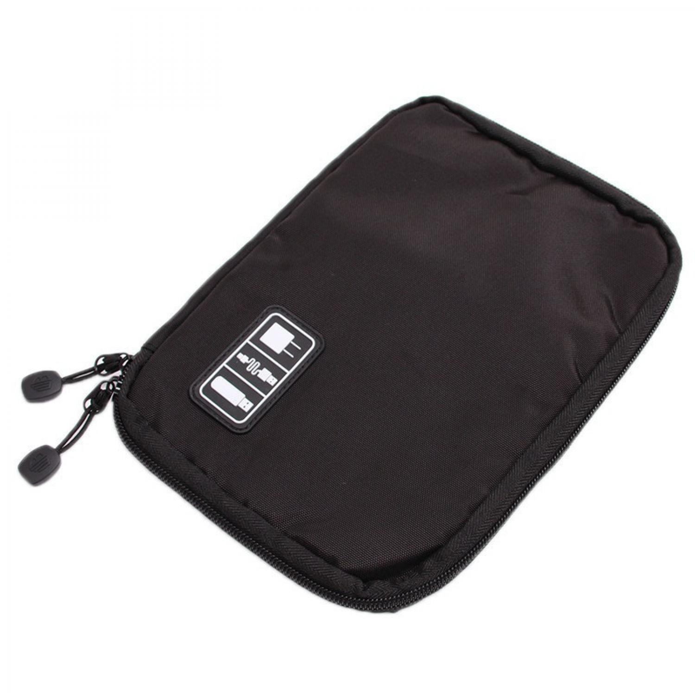 ... Rimas BUBM Gadget Organizer Bag Portable Case - DIS-L (OEM) - Black ...
