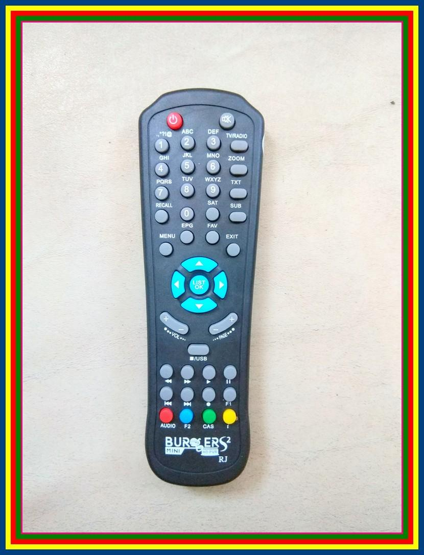 Remot Remote Receiver Parabola Matrix Burger S2 Mini S 2 Mini