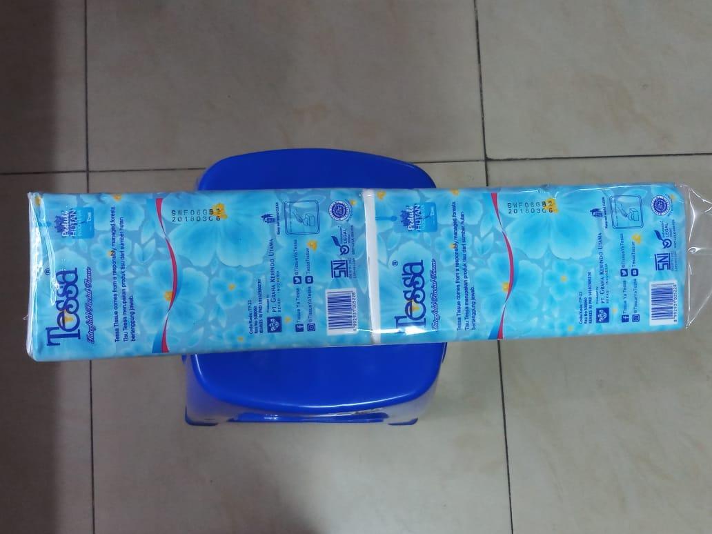 Fitur Paket Hemat 6 Pcs Tessa Original Tissue Tisu Facial Wajah 250 Paseo 4 In 1 Smart Sheets Detail Gambar 2 Ply Terbaru