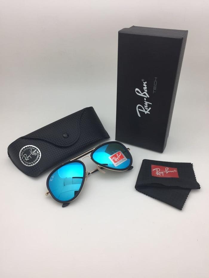 Detail Gambar Sedang Diskon!! Kacamata Hitam Rayban 3428 Lensa Kaca Sunglasses  Pria Wanita - ready stock Terbaru c5a412dd96