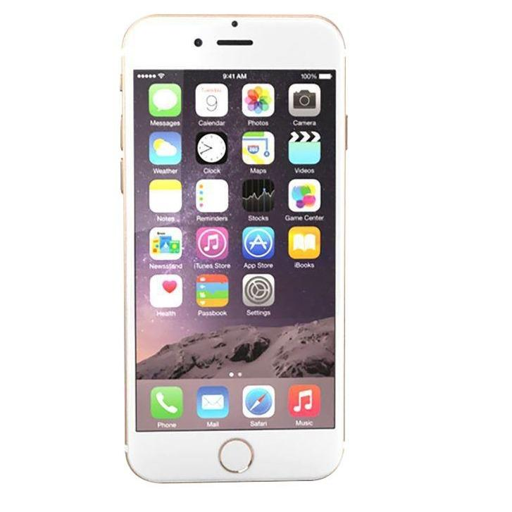 Apple iPhone 6 32GB Smartphone - Gold (Garansi Resmi TAM)