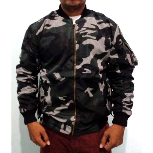 Promo B R Shop Jaket Bomber Pria Jaket Bomber Premium Di Dki Jakarta