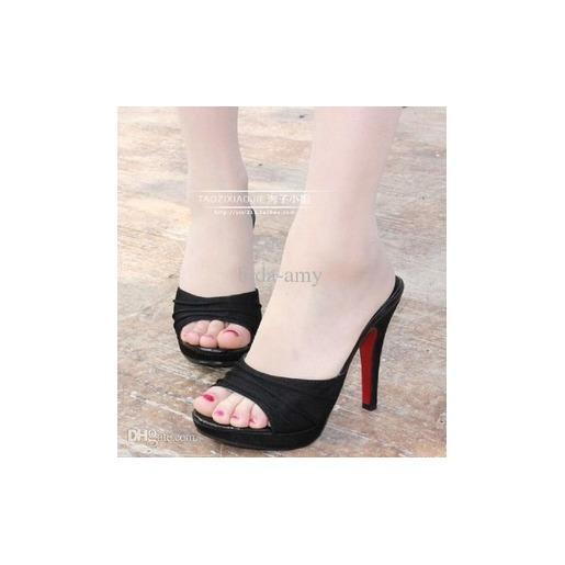 Fuboshoes Sandal Wanita Fubo Hitam Info Daftar Harga Terbaru Indonesia Source · PALING DICARI High Heels