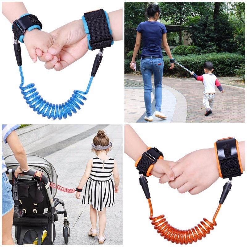 Paling Laku Child Anti Lost Strap / Gelang Tracking Anak Anti Hilang Panjang 1.5 Meter By Paling Laku.