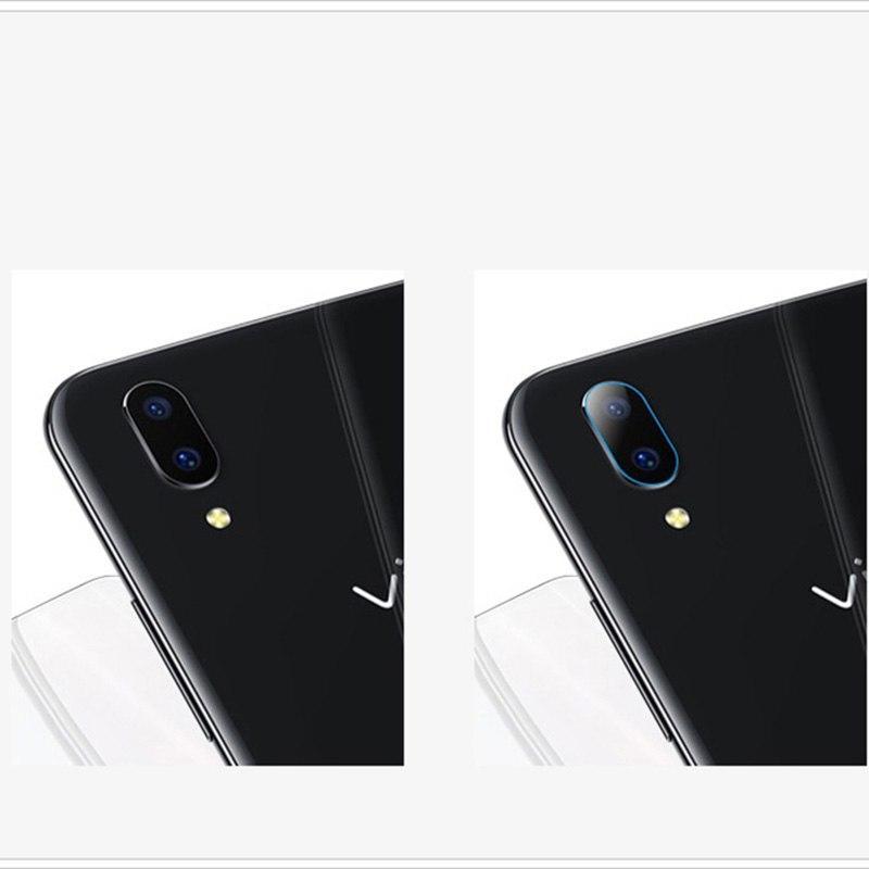 Poluca Tempered Glass Screen Protetor Camera Anti Gores Kamera Vivo V9 - Clear .