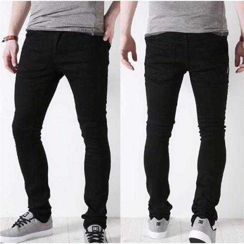 Harga Celana Jeans Pria Panjang Skiny Pensil Slimfit Murah Terbaru Yang Bagus