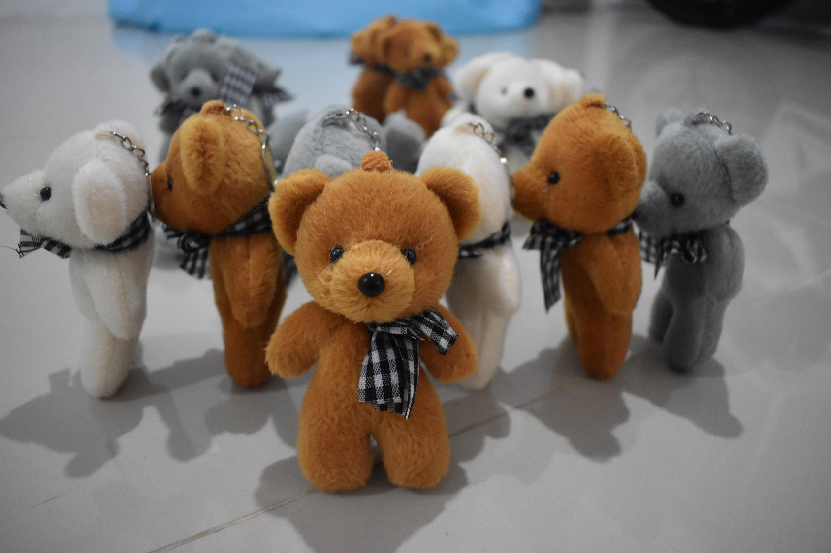 Gantungan Boneka Teddy Bear