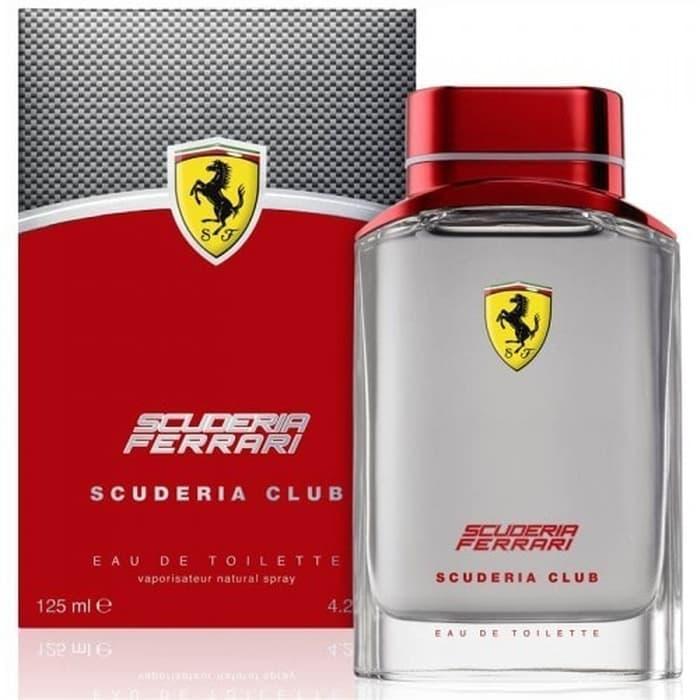 Belia Store Parfum minyak wangi Import murah terlaris Scuderia 100ml KW SINGAPORE - 2