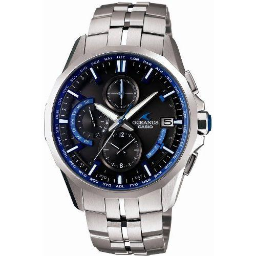 CASIO watches Oceanus Manta Solar radio OCW-S3000-1AJF Men's