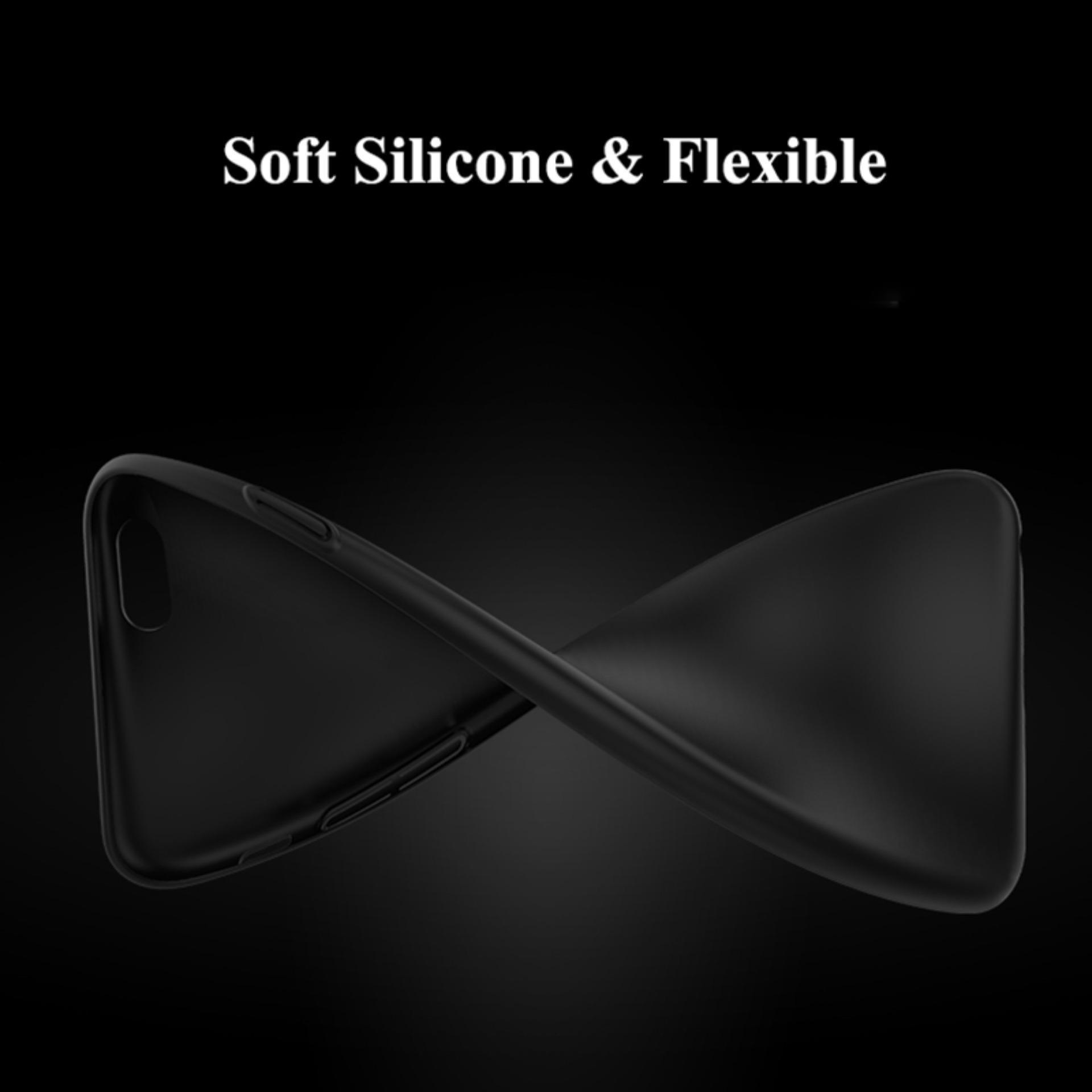 Cocose Silicon Case 360 For Xiaomi Redmi 4A - 2 .