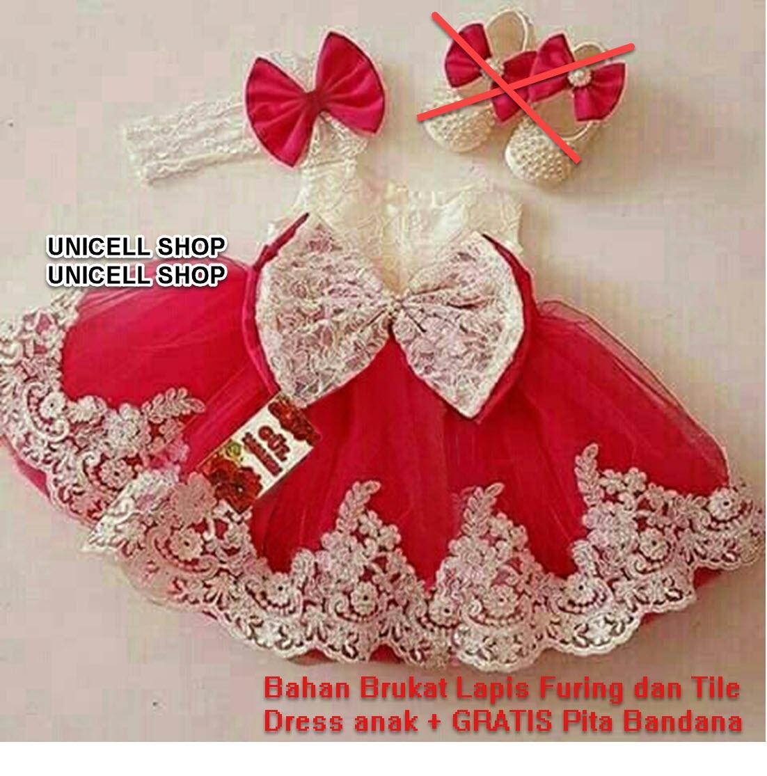Fitur Baju Wanita Shop Setelan Anak Lucu Bless Girl Dress Perempuan Motif Cat Princess Gratis Bandana Cantik